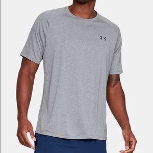UnderArmour Men's Grey Combat Tech T-Shirt